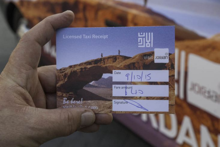 2015 Ubiquitous campaign for Jordan Tourist Board - Be Here!