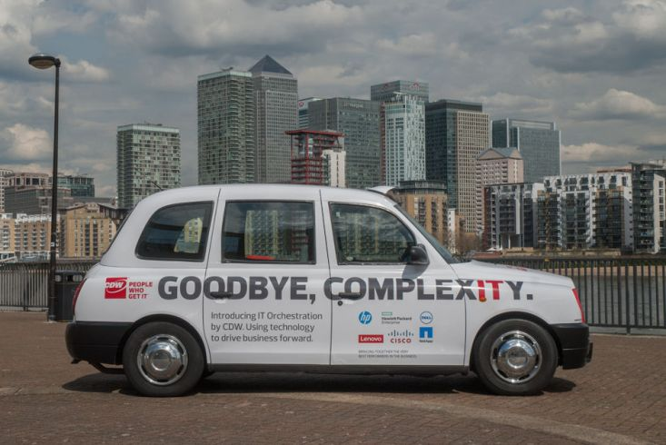 2016 Ubiquitous campaign for CDW Corporation - Goodbye Complexity, Hello Possibility