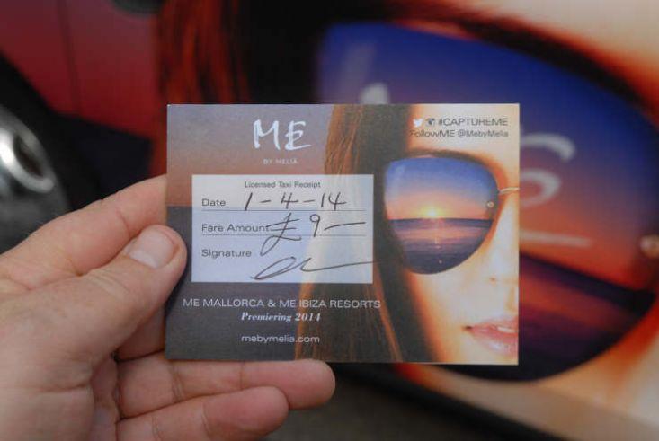 2014 Ubiquitous campaign for Melia Hotels - Premiering 2014