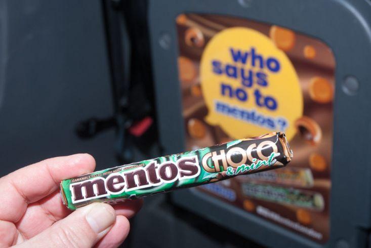 2016 Ubiquitous campaign for Mentos - Who says no to Mentos?