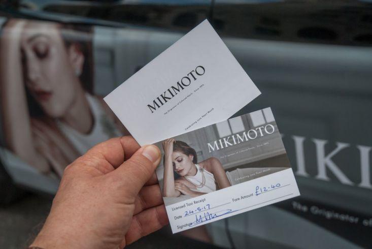 2017 Ubiquitous campaign for Mikimoto - Mikimoto