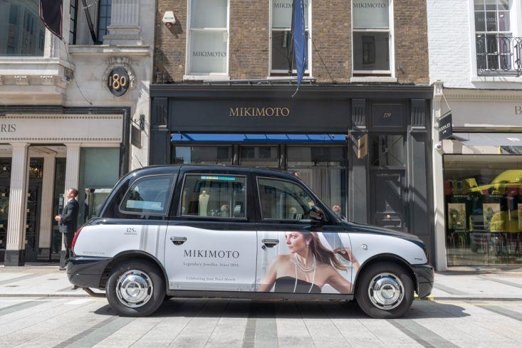 2018 Ubiquitous campaign for Mikimoto - Legendary Jeweller Since 1893