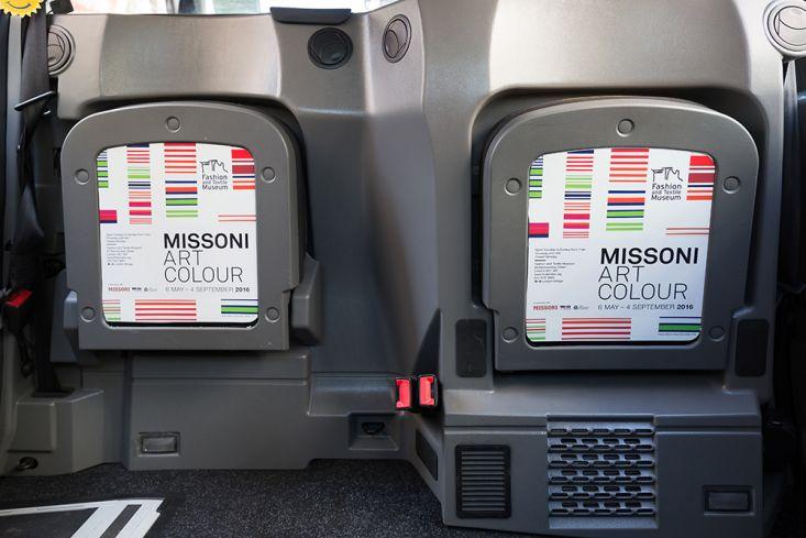 2016 Ubiquitous campaign for Missoni - Missoni Art Colour
