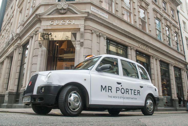 2016 Ubiquitous campaign for Mr Porter - The men's style destination