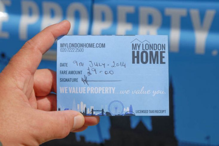 2014 Ubiquitous campaign for My London Home - We Value Property.... We Value You