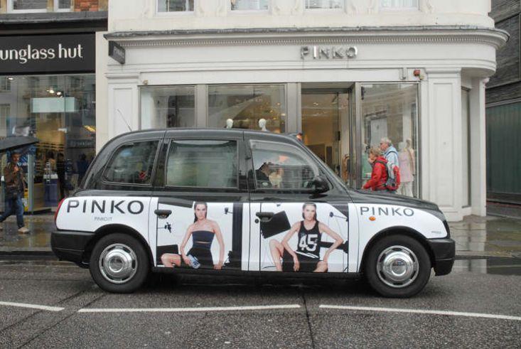 2014 Ubiquitous campaign for Pinko - Pinko
