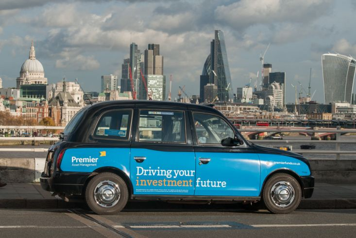 2016 Ubiquitous campaign for Premier Asset Management - Driving Your Investment Future
