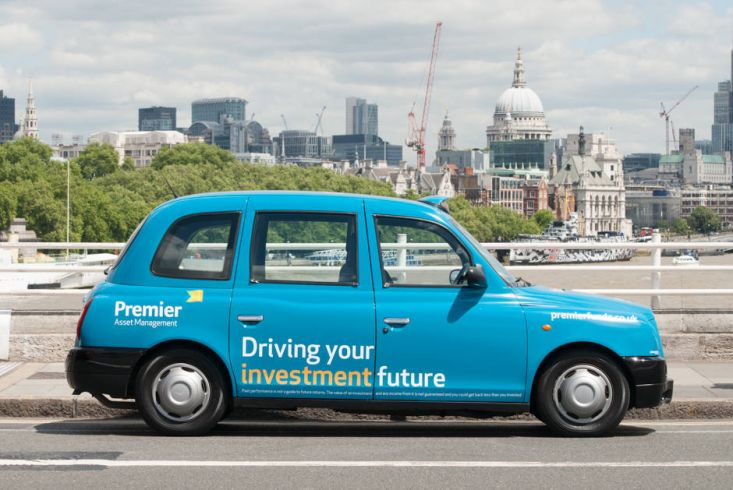 2015 Ubiquitous campaign for Premier Asset Management - Driving Your Investment Future
