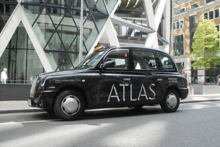 2015 Ubiquitous campaign for Rocket Investments - The Atlas Building