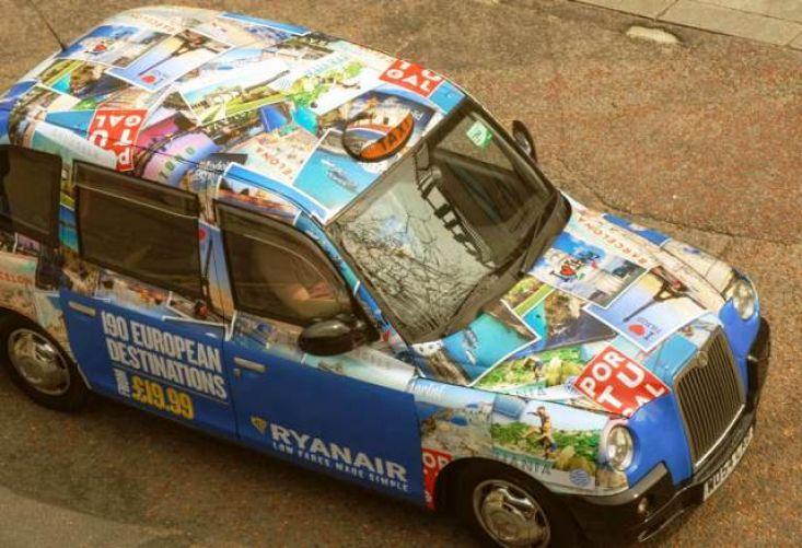 2015 Ubiquitous campaign for Ryanair - Ryanair