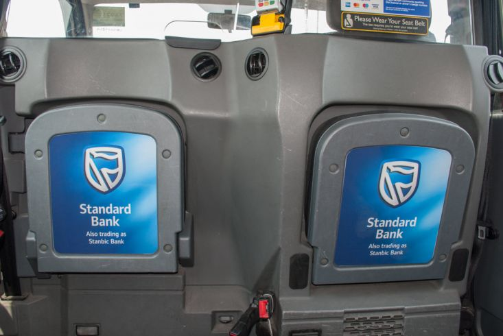 2017 Ubiquitous campaign for Standard Bank - Move Forward With The Bank That Calls Africa Home