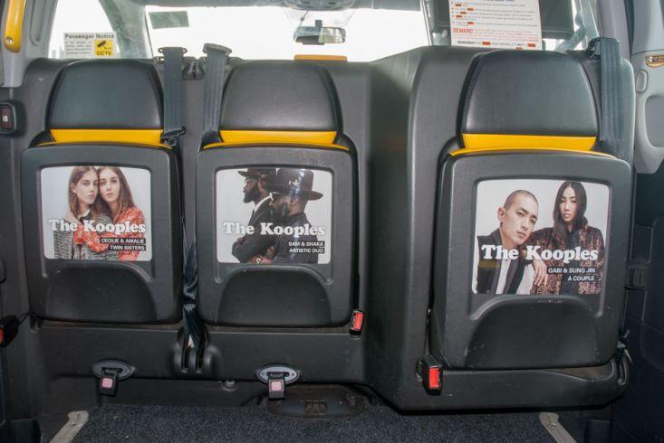 2016 Ubiquitous campaign for The Kooples - THEKOOPLES.COM