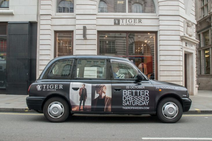 2016 Ubiquitous campaign for Tiger of Sweden - BETTER DRESSED SATURDAY