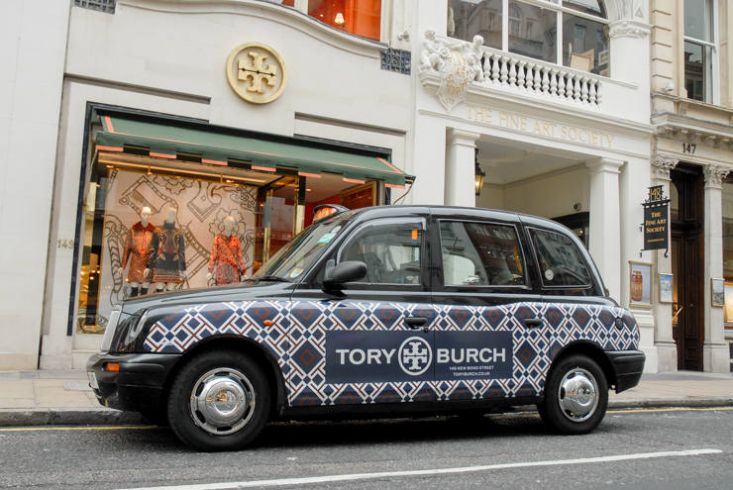 2014 Ubiquitous campaign for Tory Burch - Tory Burch - New Store