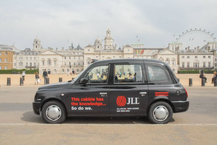 2015 Ubiquitous campaign for W.A. Ellis - This Cabbie Has The Knowledge. So Do We.