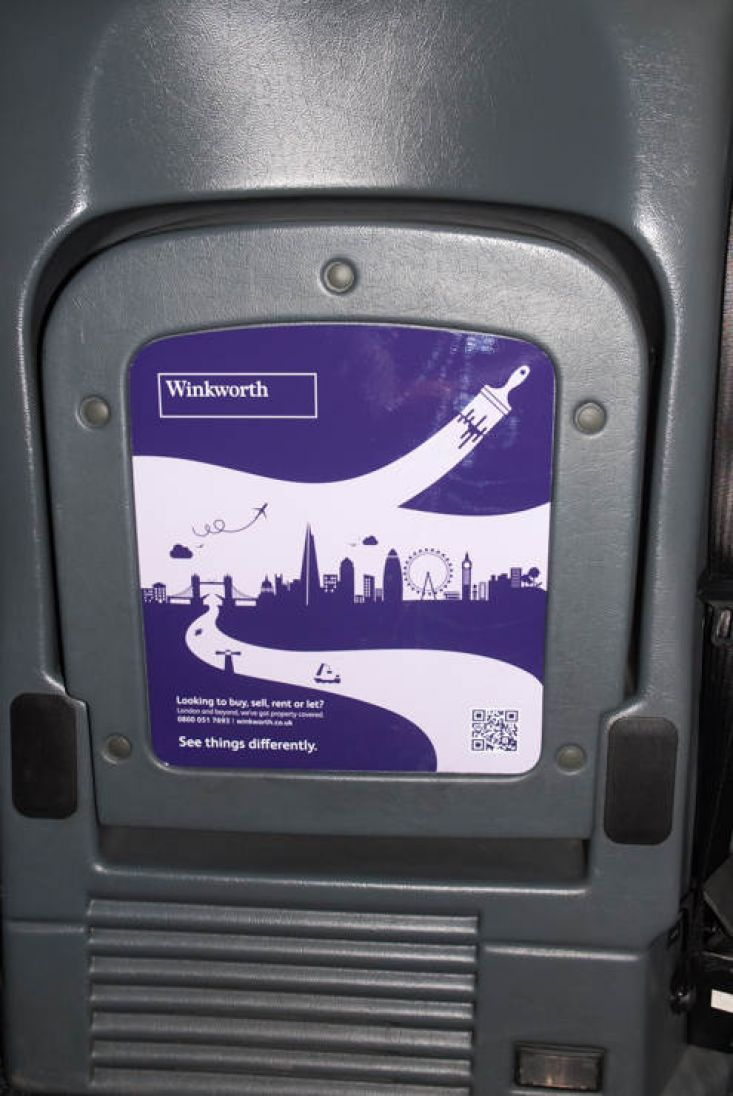 2015 Ubiquitous campaign for Winkworth - Winkworth