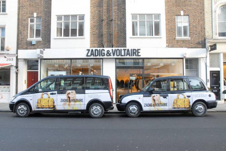 2015 Ubiquitous campaign for Zadig & Voltaire - Zadig & Voltaire