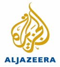 Ubiquitous Taxi Advertising client Aljazeera  logo