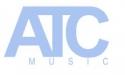 Ubiquitous Taxi Advertising client ATC Records  logo