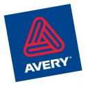 Ubiquitous Taxi Advertising client Avery  logo