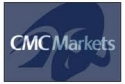 Ubiquitous Taxi Advertising client CMC Markets  logo