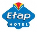 Ubiquitous Taxi Advertising client Etap  logo
