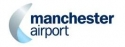 Ubiquitous Taxi Advertising client Manchester Airport  logo