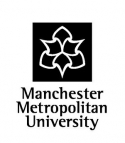 Ubiquitous Taxi Advertising client Manchester Metropolitan University  logo