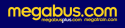 Ubiquitous Taxi Advertising client Megabus  logo