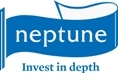 Ubiquitous Taxi Advertising client Neptune  logo