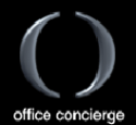 Ubiquitous Taxi Advertising client Office Concierge  logo