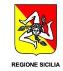 Ubiquitous Taxi Advertising client Regione Sicilia  logo