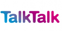 Ubiquitous Taxi Advertising client Talk Talk  logo