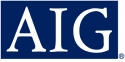 Ubiquitous Taxis client AIG  logo