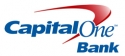 Ubiquitous Taxis client Capital One Bank  logo