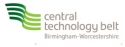 Ubiquitous Taxis client Central Technology Belt  logo