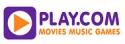 Ubiquitous Taxis client Play.com  logo