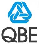 Ubiquitous Taxis client QBE  logo
