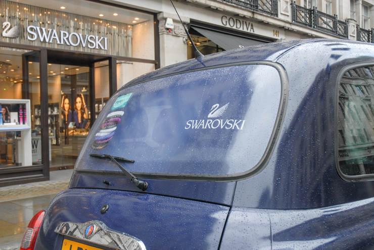 2014 Ubiquitous campaign for Swarovski - Swarovski
