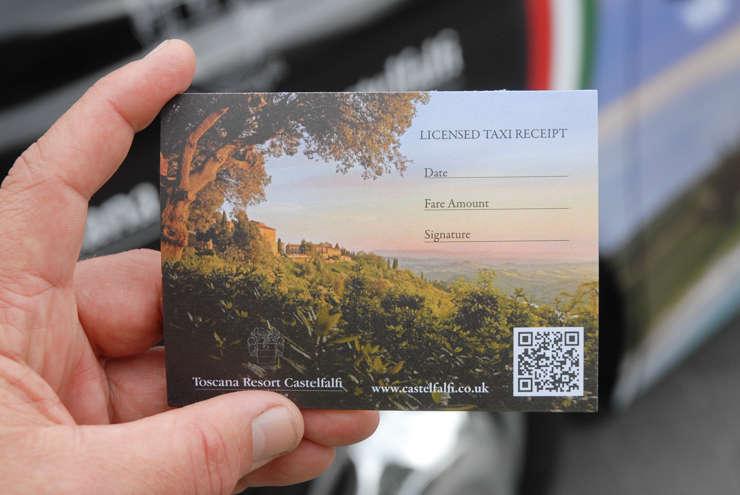 2014 Ubiquitous campaign for Tenuta Di Castelfalfi - Escape to Caselfalfi; Tuscany's New Luxury Destination