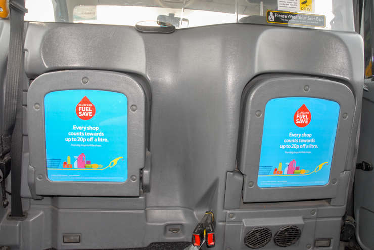 2014 Ubiquitous campaign for Tesco Fuel Save - Every Shop Counts Towards Up To 20p Off A Litre