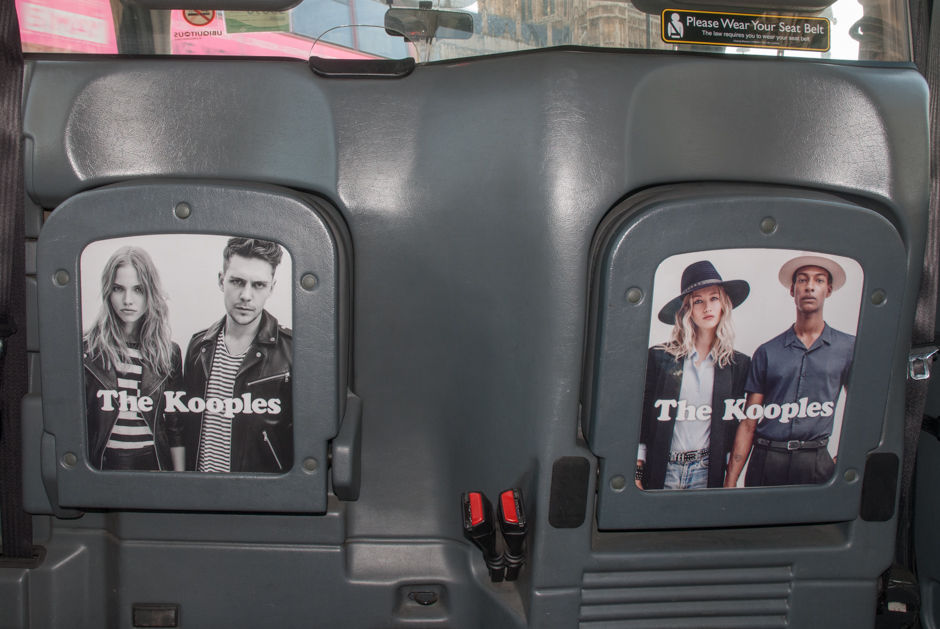 2016 Ubiquitous campaign for The Kooples - The Kooples