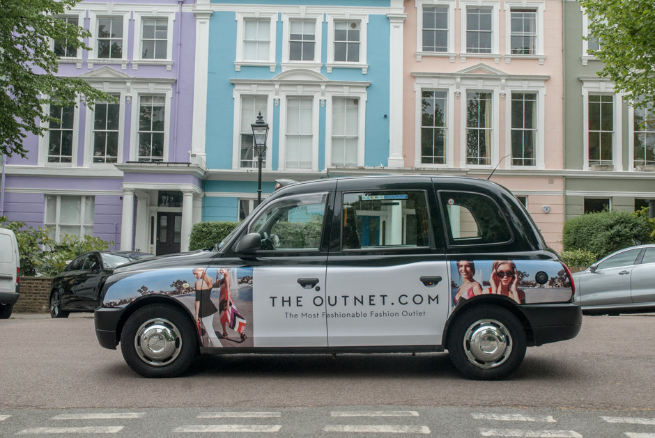 2017 Ubiquitous campaign for The Outnet - The Most Fashionable Fashion Outlet