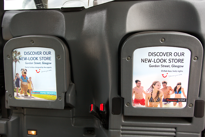 2015 Ubiquitous campaign for TUI Group - Discover Our New Look Store