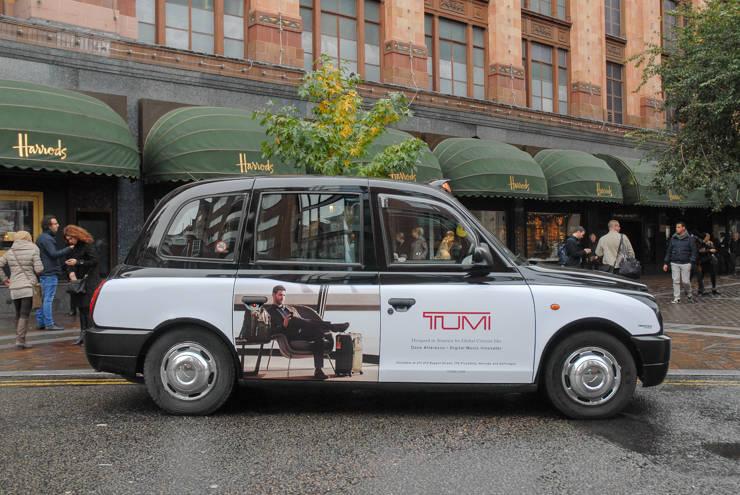 2014 Ubiquitous campaign for Tumi - TUMI.COM