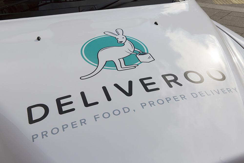 2016 Ubiquitous campaign for Deliveroo - PROPER FOOD, PROPER DELIVERY