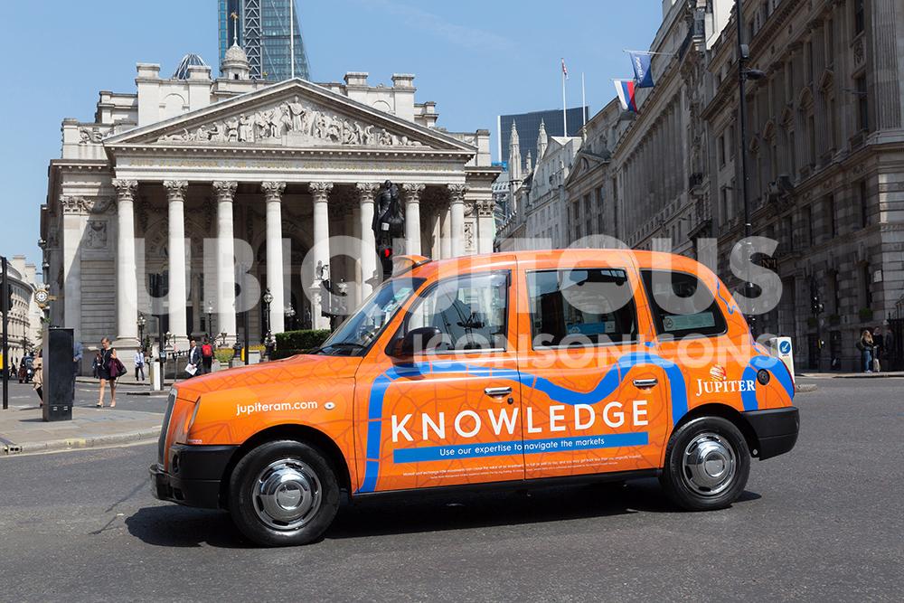 2016 Ubiquitous campaign for Jupiter - Knowledge