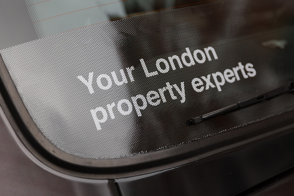 2016 Ubiquitous campaign for Knight Frank  - Your property experts