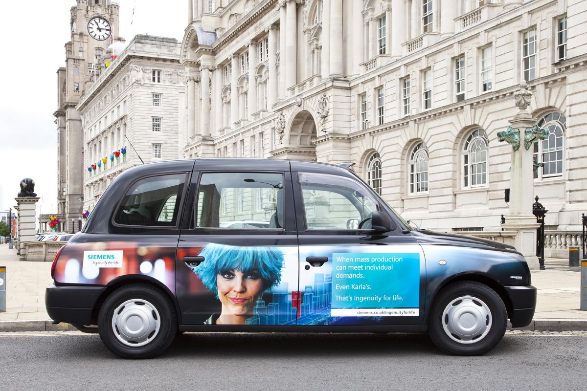 2016 Ubiquitous campaign for Siemens - #IngenuityForLife