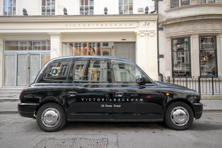 2014 Ubiquitous campaign for Victoria Beckham - Victoria Beckham